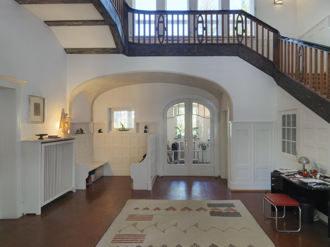 wohnhaus e bfa b ro f r architektur. Black Bedroom Furniture Sets. Home Design Ideas